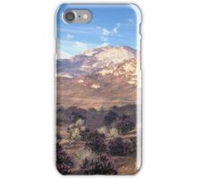 Whose Land? iPhone Case/Skin