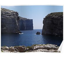 Malta, Gozo - Fungus Rock Poster