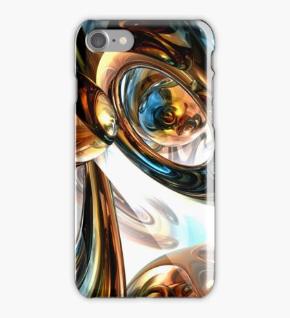 Wine and Spirits Abstract iPhone Case/Skin