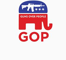 GOP - GUNS OVER PEOPLE Classic T-Shirt