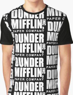Dunder Mifflin Graphic T-Shirt