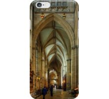 North East Aisle iPhone Case/Skin