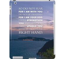 Do not Fear iPad Case/Skin