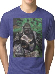 Harambe - Tribute Tri-blend T-Shirt