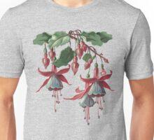 Fuchsia - acrylic on canvas Unisex T-Shirt
