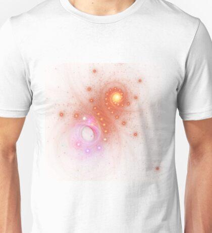 Gentle Worlds - Abstract Fractal Artwork T-Shirt