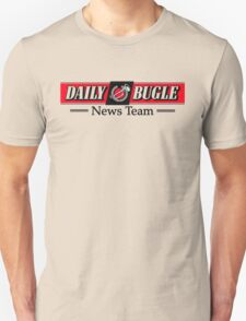 Daily Bugle News Team  T-Shirt