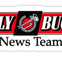 Daily Bugle News Team  Sticker