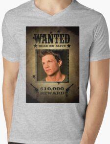 Buffy Riley Wanted 2 Mens V-Neck T-Shirt