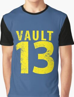 Vault 13 Graphic T-Shirt
