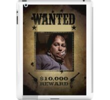 Buffy Ted Wanted iPad Case/Skin