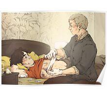 BBC Sherlock: Dr Watson Poster