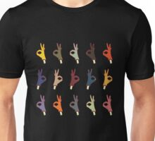 ALL OKAY HANDY PATTERN Unisex T-Shirt