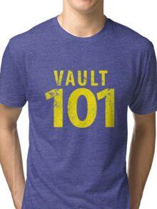 Vault 101 Tri-blend T-Shirt