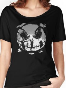 The Pumpkin Kiss Women's Relaxed Fit T-Shirt