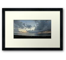 Eastern Winds Framed Print