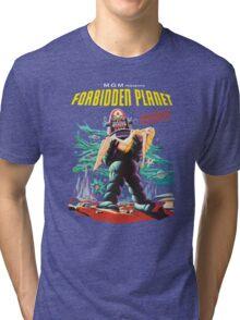 Forbidden Planet Tri-blend T-Shirt