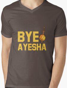 Bye Ayesha James Leborn Cleveland Cavaliers Champions 2016 Mens V-Neck T-Shirt
