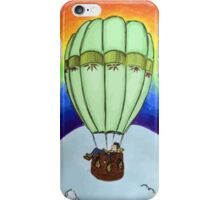 In the sky iPhone Case/Skin