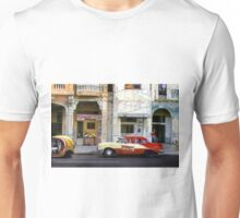 Rent a car in La Habana. Humourous Unisex T-Shirt