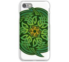 Whirling Weave iPhone Case/Skin