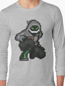 8 bit Long Sleeve T-Shirt