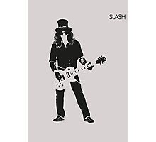Slash Photographic Print
