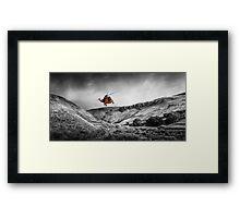 Sea King Glen Rescue Framed Print
