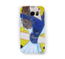 Leaping Lady 2 Samsung Galaxy Case/Skin