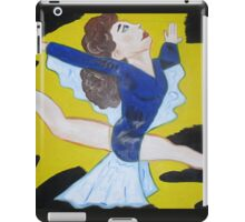 Leaping Lady 2 iPad Case/Skin