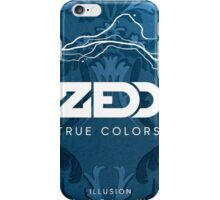 Zedd Illusion True Colors iPhone Case/Skin
