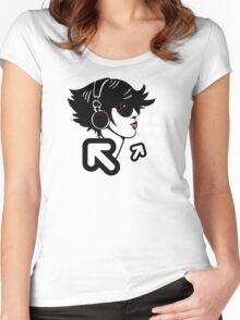 Jamz Women's Fitted Scoop T-Shirt