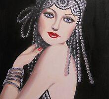ROARING 20'S LADY by Dian Bernardo