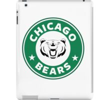 custom design chicago bears (DA BEARS) iPad Case/Skin