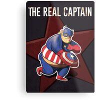The real captain america Metal Print