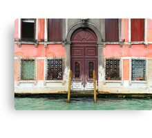 All About Italy. Venice 14 Canvas Print