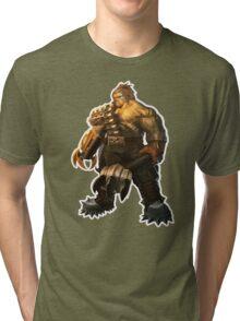 Runion the beast master.  Tri-blend T-Shirt