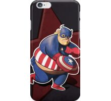 The real captain america iPhone Case/Skin