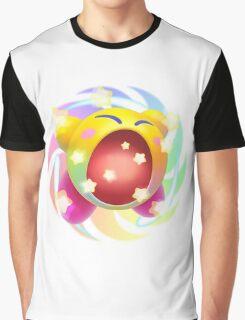 Rainbow Kirby - Kirby Graphic T-Shirt