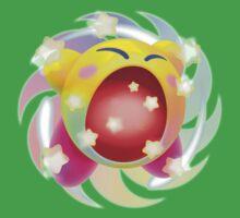 Rainbow Kirby - Kirby One Piece - Short Sleeve