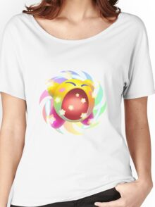 Rainbow Kirby - Kirby Women's Relaxed Fit T-Shirt