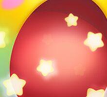 Rainbow Kirby - Kirby Sticker