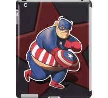 The real captain america iPad Case/Skin