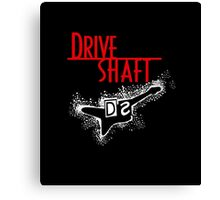 Drive Shaft Canvas Print