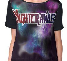 Nightcrawler 03 Chiffon Top