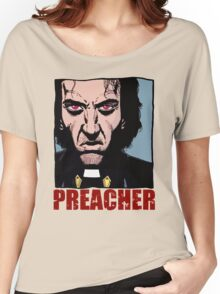 Preacher is mad Women's Relaxed Fit T-Shirt