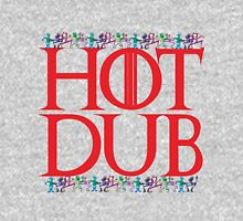 hot dub Women's Fitted Scoop T-Shirt
