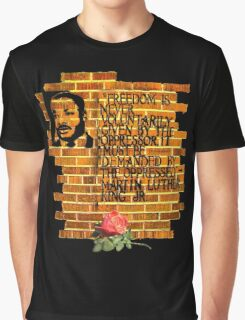 Martin Luther King, Jr. Day  Graphic T-Shirt