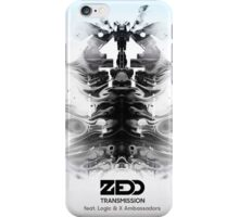 Zedd Transmission iPhone Case/Skin
