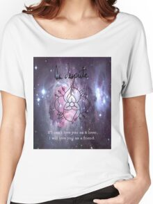 A universe of La Dispute Women's Relaxed Fit T-Shirt